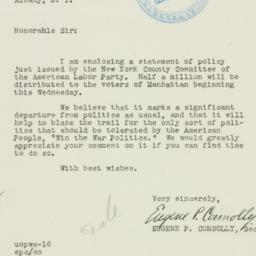 Letter : 1942 May 5