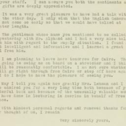Letter : 1944 March 24