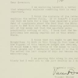 Letter: 1932 October 20