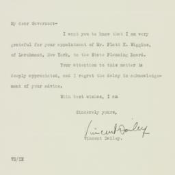 Letter: 1934 April 28