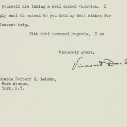 Letter: 1939 July 13