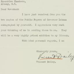Letter : 1939 January 26