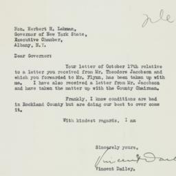 Letter : 1940 October 24