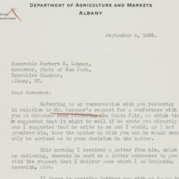 Letter : 1936 September 5