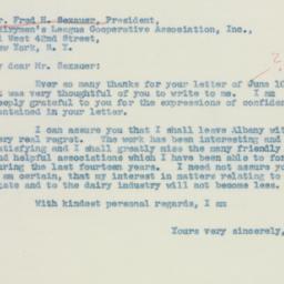 Letter : 1942 June 13
