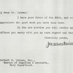 Letter : 1917 August 24