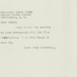 Letter: 1950 June 22