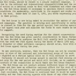Letter : 1942 June 17