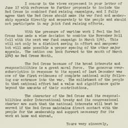 Letter: 1942 June 19