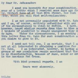 Letter: 1942 July 9