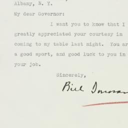 Letter : 1933 February 24