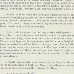 Letter : 1954 September 30