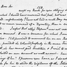 Document, 1783 November 11