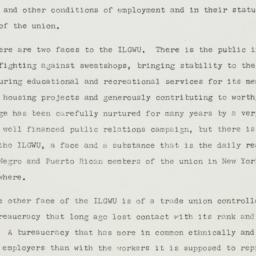 Administrative Record: 1962...