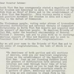 Letter : 1955 November 4