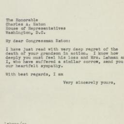 Letter : 1945 June 14