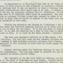 Administrative Record: 1951...