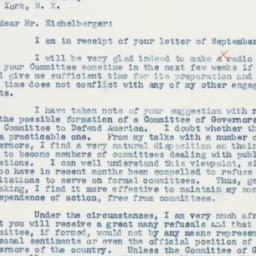 Letter : 1941 September 5