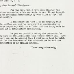 Letter: 1950 July 17