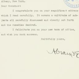 Letter : 1937 January 12