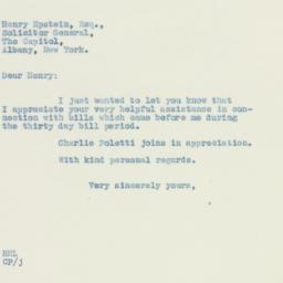 Letter : 1934 June 28