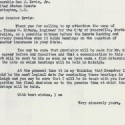 Letter : 1955 November 17