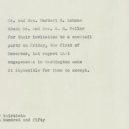 Note : 1950 November 13