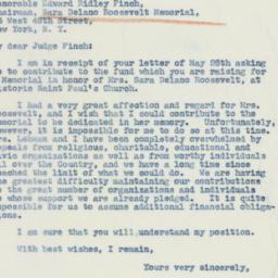 Letter : 1942 June 5