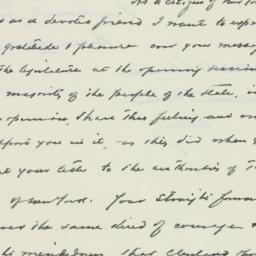 Letter : 1933 June 26