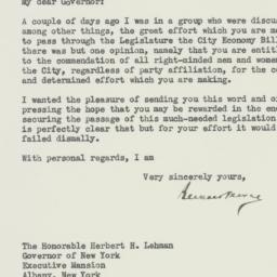 Letter : 1934 February 19