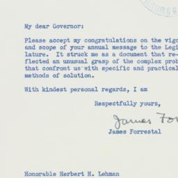 Letter : 1942 January 19