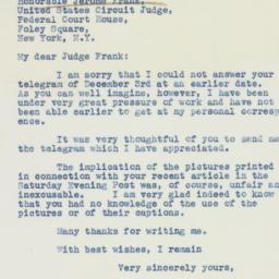 Letter : 1941 December 12