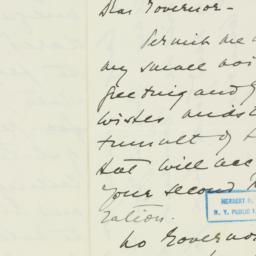 Letter: 1934 December 27