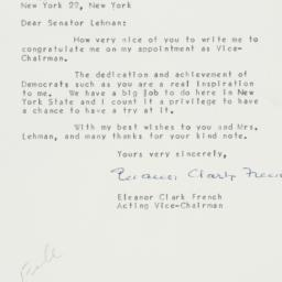 Letter : 1957 March 25