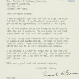 Letter : 1934 May 28
