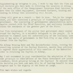 Letter : 1935 July 13