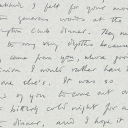 Letter : 1957 December 15