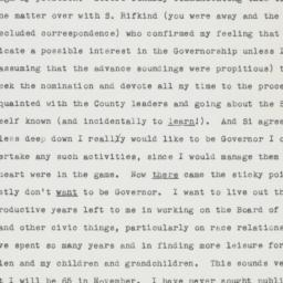 Letter : 1962 May 7