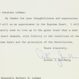 Letter : 1962 September 26