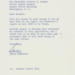 Letter : 1956 July 9