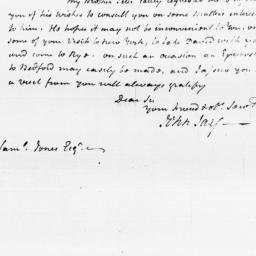 Document, 1801 December 28