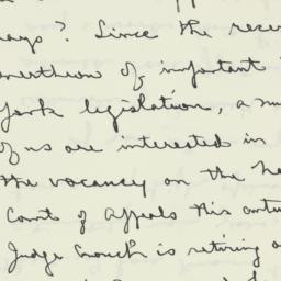 Letter : 1936 August 19