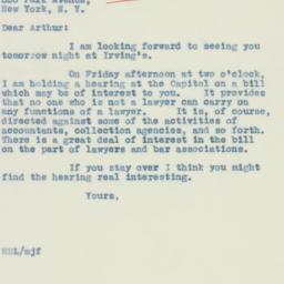 Letter : 1937 April 28