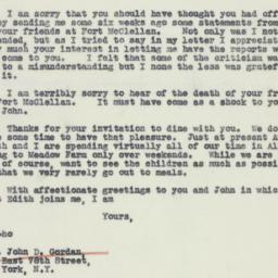 Letter : 1941 June 27
