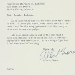 Letter : 1958 July 25