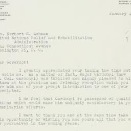Letter : 1946 January 4