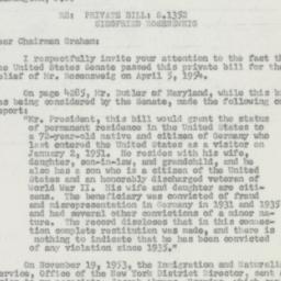 Pamphlet : 1954 July 16