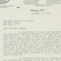 Speech: 1942 December 15