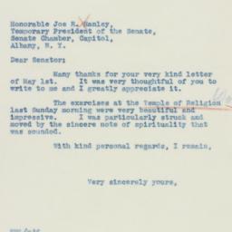 Speech: 1939 May 3
