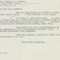 Letter : 1935 April 17